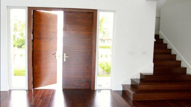 Modern Door Designs Wooden