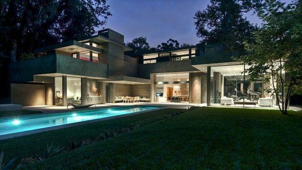 Modern Dream Home Forest Chu Gooding Architects