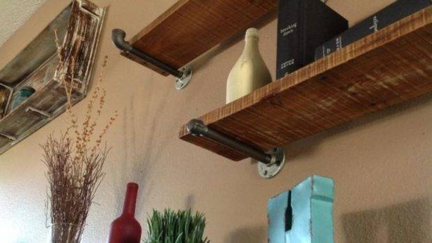 Modern Floating Shelves Design Ideas Rilane