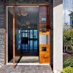 Modern Front Door Multi Functional Home Design Input Interior