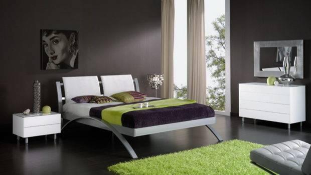 Modern Furniture Bedroom Design
