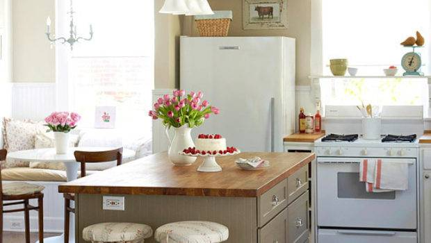 Modern Furniture Small Kitchen Decorating Design Ideas