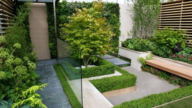 Modern Garden Patio Design Industry Standard