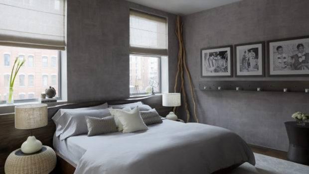 Modern Grey Bedroom Designed Purvipadia Collaboration David