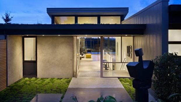 Modern Hillside House Designs Homes Floor Plans