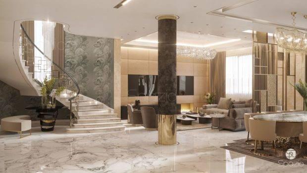 Modern Home Interior Design Dubai Spazio