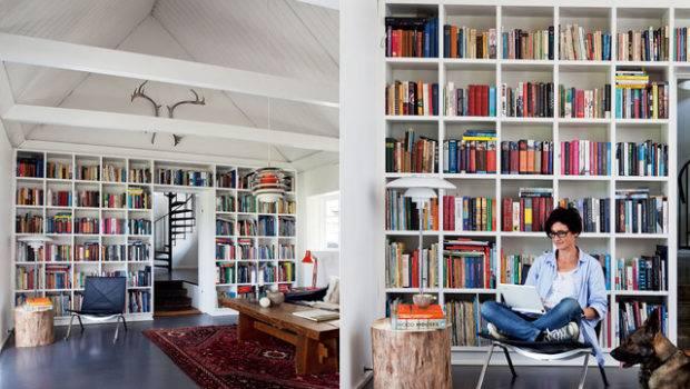 Modern Home Library Design Ideas Contemporary