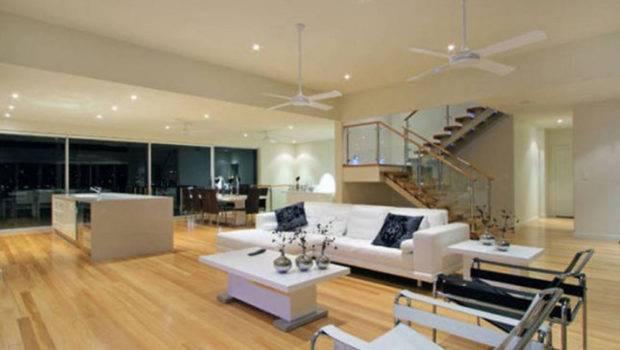Modern House Design Living Room Interior Architecture