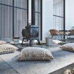 Modern Industrial House Interior Design Ideas