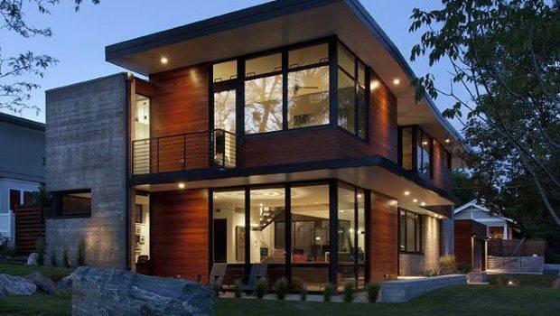 Modern Industrial House Plans Owingslawrenceville
