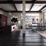 Modern Industrial Interior Design Definition Ideas Follow
