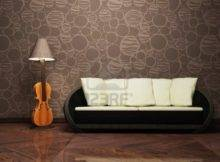 Modern Interior Design Creative Floor Lamp Sofa