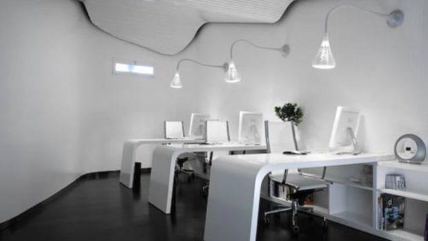 Modern Interior Design Front Office Ideas