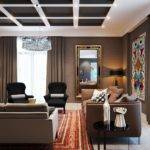 Modern Interior Home Design Which Combining Classic