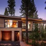 Modern Interpretation Mountain Home Flight House Homedezen