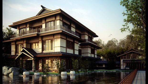 Modern Japanese House Architecture Best