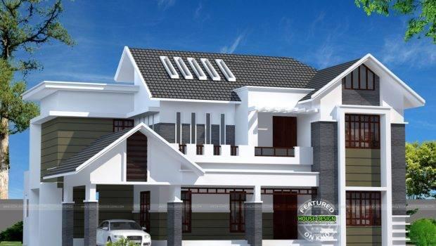 Modern Kerala Home Design