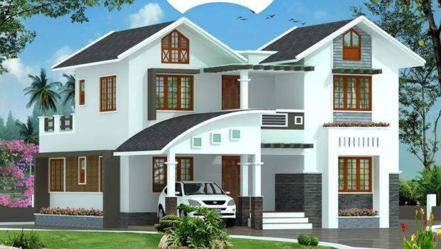Modern Kerala Style House Plans Photos Inspirational