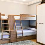 Modern Kids Room Custom Bunk Beds Dwell