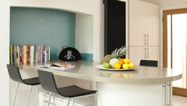 Modern Kitchen Breakfast Bar Kitchens