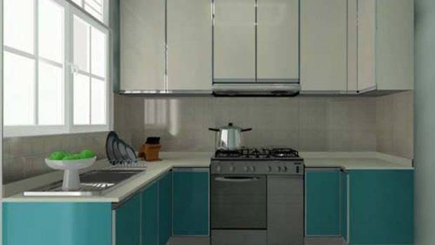 Modern Kitchen Cabinet Designs Small Spaces