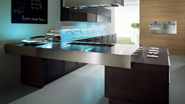 Modern Kitchen Design Cozy Concept Impressive