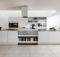 Modern Kitchen Design White Counters