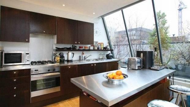 Modern Kitchen Small Apartment Bndesign