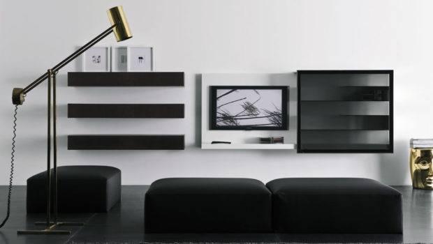 Modern Lacquered Cabinets Spazio Box Pianca Digsdigs