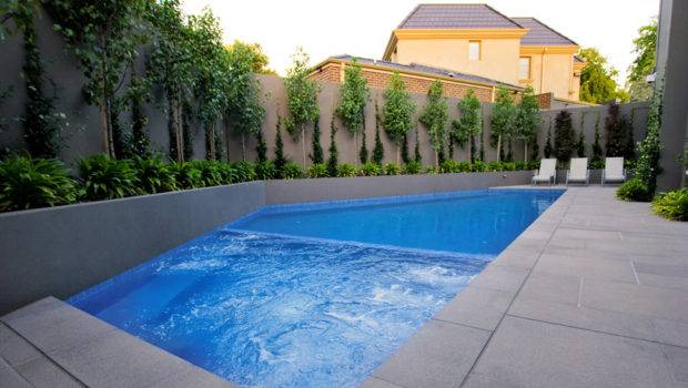 Modern Lap Pool Designs Landscaping