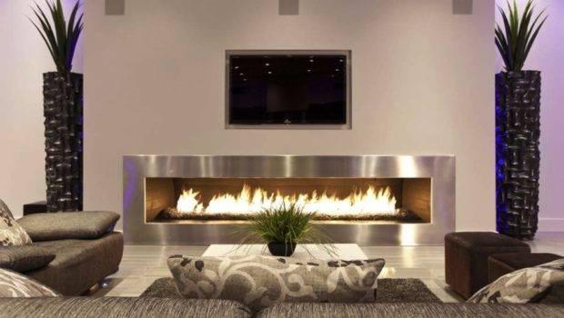Modern Living Room Ideas Fireplace