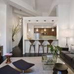 Modern Living Room Loft Interior Design Architecture
