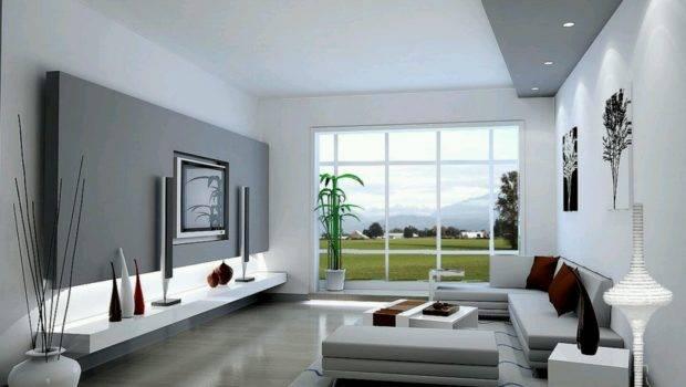 Modern Living Rooms Interior Designs Ideas Home