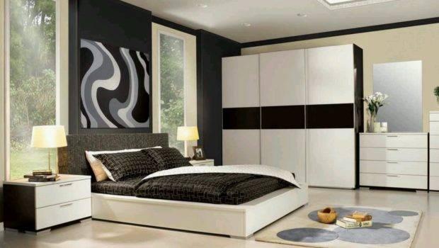 Modern Luxury Bedroom Furniture Designs Ideas