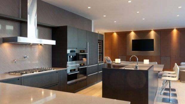 Modern Luxury Kitchen Interior Designs Home Design