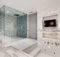 Modern Marble Bathroom Designs Ideas White Creative