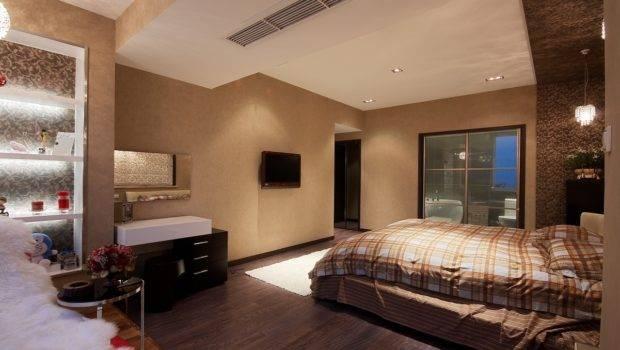 Modern Master Bedroom Design Renderings