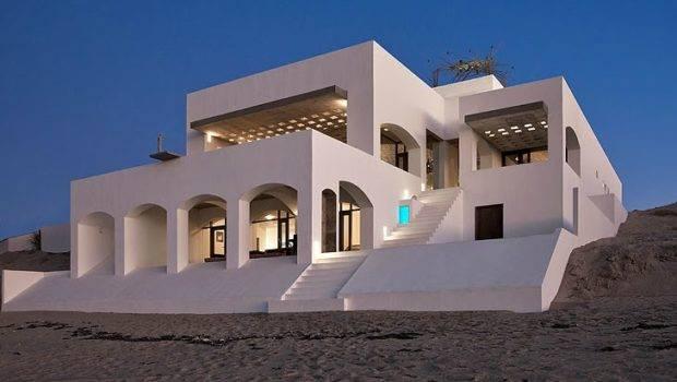Modern Mexican House Design Casa Del Nido Ospre Sonora Mexico