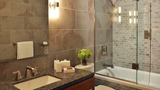 Modern Minimalist Bungalow Bathroom Renovation Renderings
