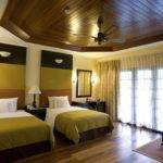 Modern Minimalist Hotel Room Interior Design Small Wardrobe