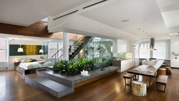 Modern Minimalist Interior Design Home