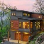 Modern Mountain Home Pinterest