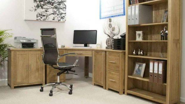 Modern Office Design Ideas Small Spaces Sectional Desk