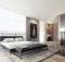Modern One Bedroom Apartment Interior Designs Deck Flooring