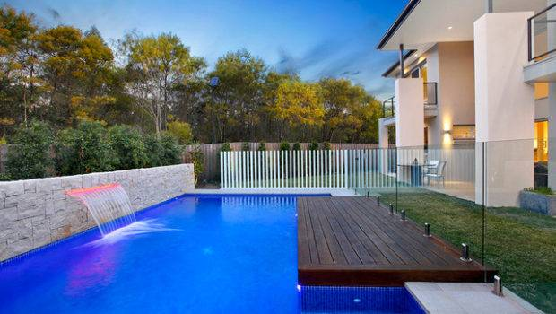 Modern Pool Design Contemporary Landscape Other