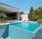Modern Pool Design Double Sided Infinity Edge