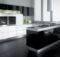 Modern Shaped Kitchen