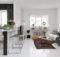 Modern Small Apartment Alvhem Makleri Interior Design Architecture
