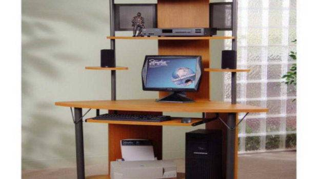 Modern Small Desk Spaces Soft