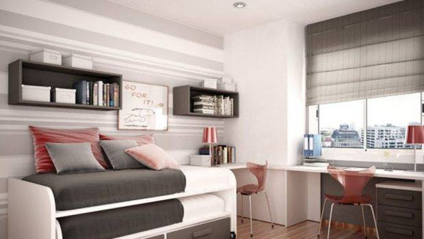 Modern Small Kids Bedroom Layout Furniture Sets